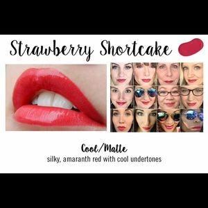 Lipsense strawberry shortcake